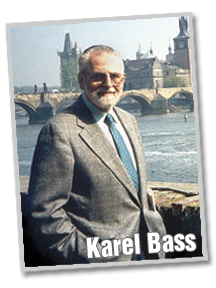 Founder of KBC Karel Bass
