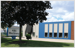 KBC Machinery Headquarters Sterling Heights Michigan