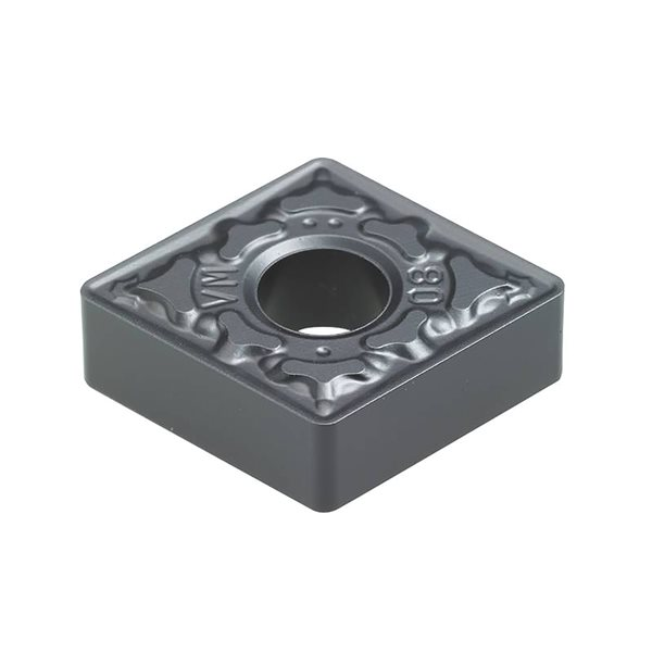 Korloy Insert for Steel Grade: NC3220 Pack of 10 Insert # CNMG 432-VM