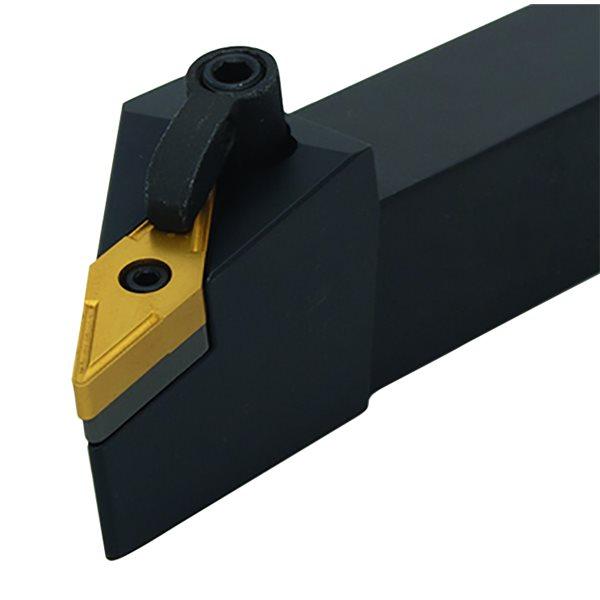 Made in USA EDP # 50313 DNMG 33/_ Carbide Inserts Left Hand Dorian Tool MDJNL 12-3B Lathe Turning Tool Holder 3//4 Square Shank