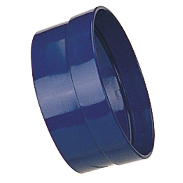 3 Diameter Loc-Line Vacuum Hose Component Sheet Metal Duct Adapter Acetal Copolymer