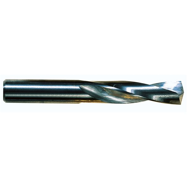 ".0935/"" Size: 42 Stub Solid Carbide Screw Machine Length Drill"