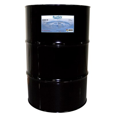 RUSTLICK EDM-30 55 GALLON DIELECTRIC OIL