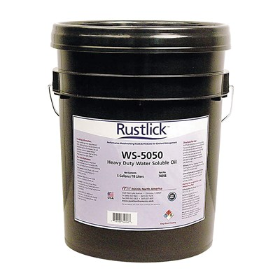 RUSTLICK WS-5050 55GALLON HD SOLUBLE OIL