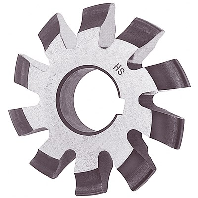 48X1 NO.4 20 DEGREE INVOLUTE GEAR CUTTER