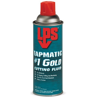 LPS 1 GOLD CUTTING FLUID 11 OZ. AEROSOL