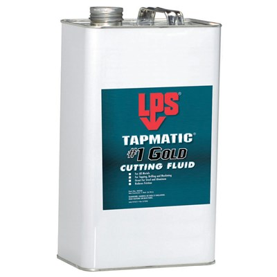 LPS 1 GOLD CUTTING FLUID 1 GALLON