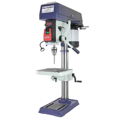PALMGREN 15IN 16-SPEED BENCH DRILL PRESS