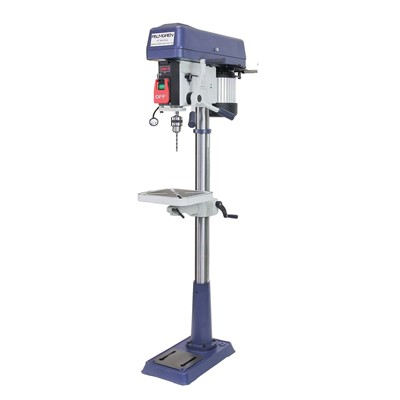 PALMGREN 15IN 16-SPEED FLOOR DRILL PRESS