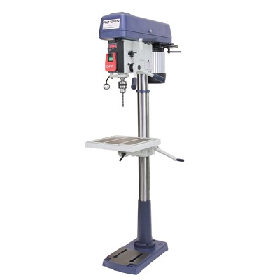 PALMGREN 17IN 16-SPEED FLOOR DRILL PRESS