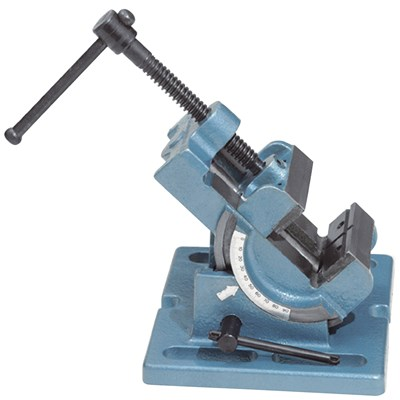 PALMGREN 4 IN. CRADLE-STYLE ANGLE VISE