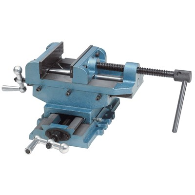 PALMGREN 6 IN. CROSS SLIDE VISE