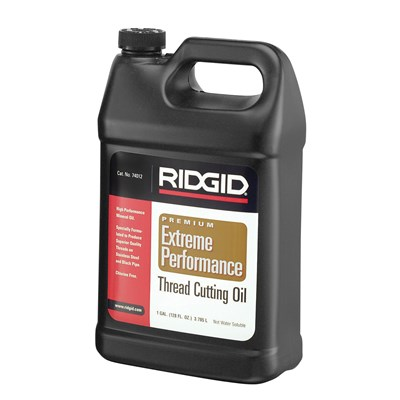 RIDGID EP THREAD CUTTING OIL 1GAL