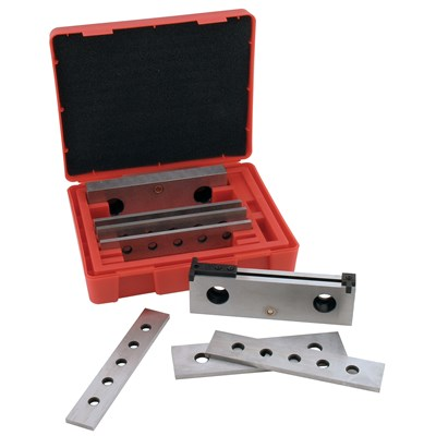 KURT MAGNETIC JAW PLATE & PARALLEL SET