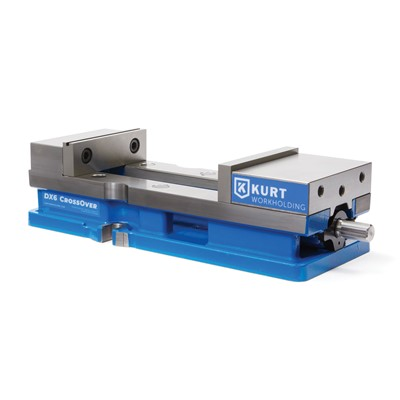 KURT DX6 CROSSOVER VISE