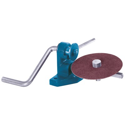 9860 FIBRE DISC CUTTER WITH BLADES