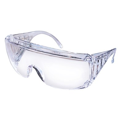 YUKON SFTY GLASSES UNCOAT CLEAR