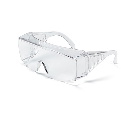 YUKON XL SFTY GLASSES UNCOAT CLEAR