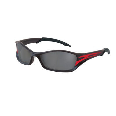 SAFETY GLASSES GRAPHITE FRAME GRY LENS
