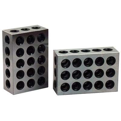 KBC 1-2-3 BLOCKS PAIR 23 HOLES