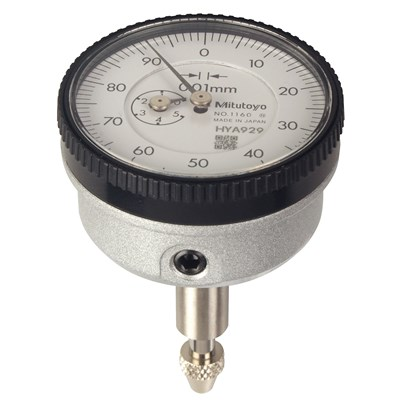 MTI 5MM .01 BACK PLUNGER DIAL INDICATOR