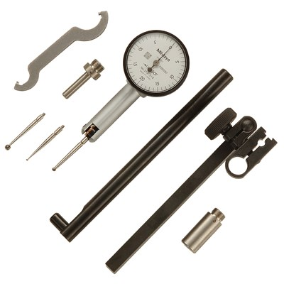 MTI .040 POCKET DIAL TEST INDICATOR SET