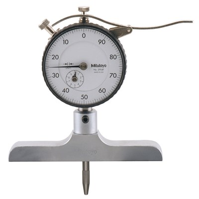 MTI 0-8 DIAL DEPTH GAGE