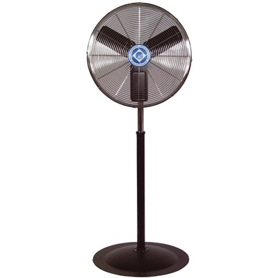 MARLEY 30IN.NON OSCILLATING WALL MNT FAN
