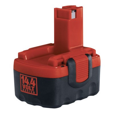 BOSCH 18 VOLT SYSTEM BATTERY RED TOP