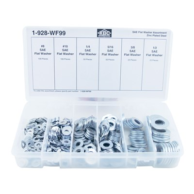 WF99 SAE FLAT WASHER ASSORTMENT