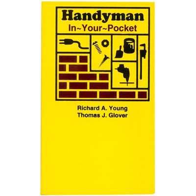 HANDYMAN IN-YOUR-POCKET REFERENCE BOOK