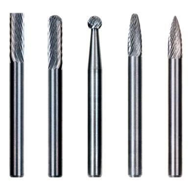 SET NO. 1 MA FORD CARBIDE BURS