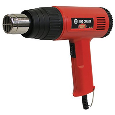 KING 1,500 WATT HEAT GUN KIT