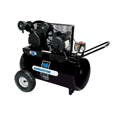 IND. AIR 20GAL HORIZONTAL AIR COMPRESSOR