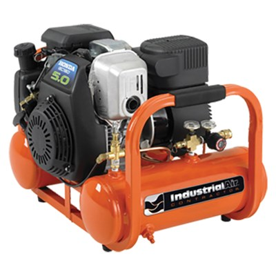 INDUSTRIAL AIR 4GAL GAS AIR COMPRESSOR