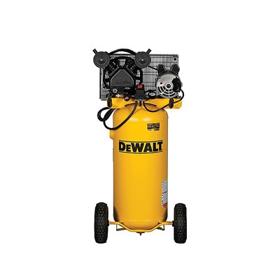 DEWALT 20GAL CI PORTABLE AIR COMPRESSOR