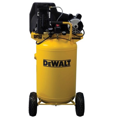 DEWALT 30GAL CI PORTABLE AIR COMPRESSOR