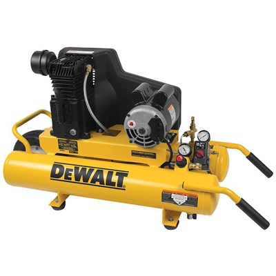 DEWALT 8GAL W/B PORT AIRCOMPRESSOR 1.9HP