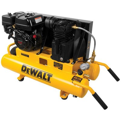 DEWALT 8GAL W/B PORT AIRCOMPRESSOR 5.5HP