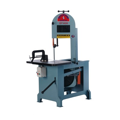 EF-1459 ROLL-IN GRAVITY FEED BANDSAW