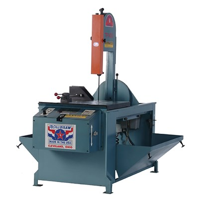 TF-1420 ROLL-IN TILT VERTICAL BANDSAW
