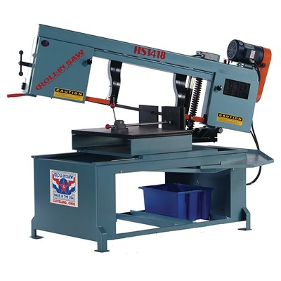 HS1418 ROLL-IN HORIZONTAL BANDSAW 2HP3PH