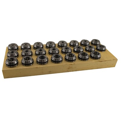 KBC 23PC ER-40 COLLET SET
