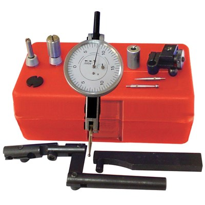 TEST INDICATOR AND ACCESSORY COMBO KIT