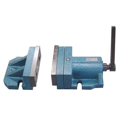 KBC 8IN. 2PC QUICK CLAMP MILLING VISE