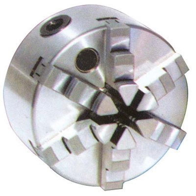 8IN.6JAW SELFCENTER SCROLL CHUCK PLNBACK