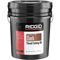 RIDGID DARK THREAD CUTTING OIL 5 GALLON